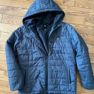 DC Boys puffer coat